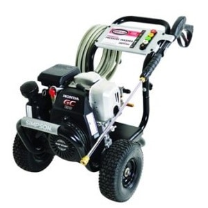 Simpson Cleaning MSH3125-S 3200 PSI at 2.5 GPM Gas Pressure Washer